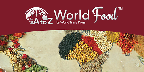 A to Z Food World